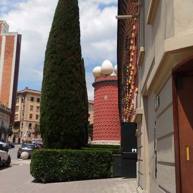 Une journée à Figueras en train : musée Dali, activités, hotels, restautants