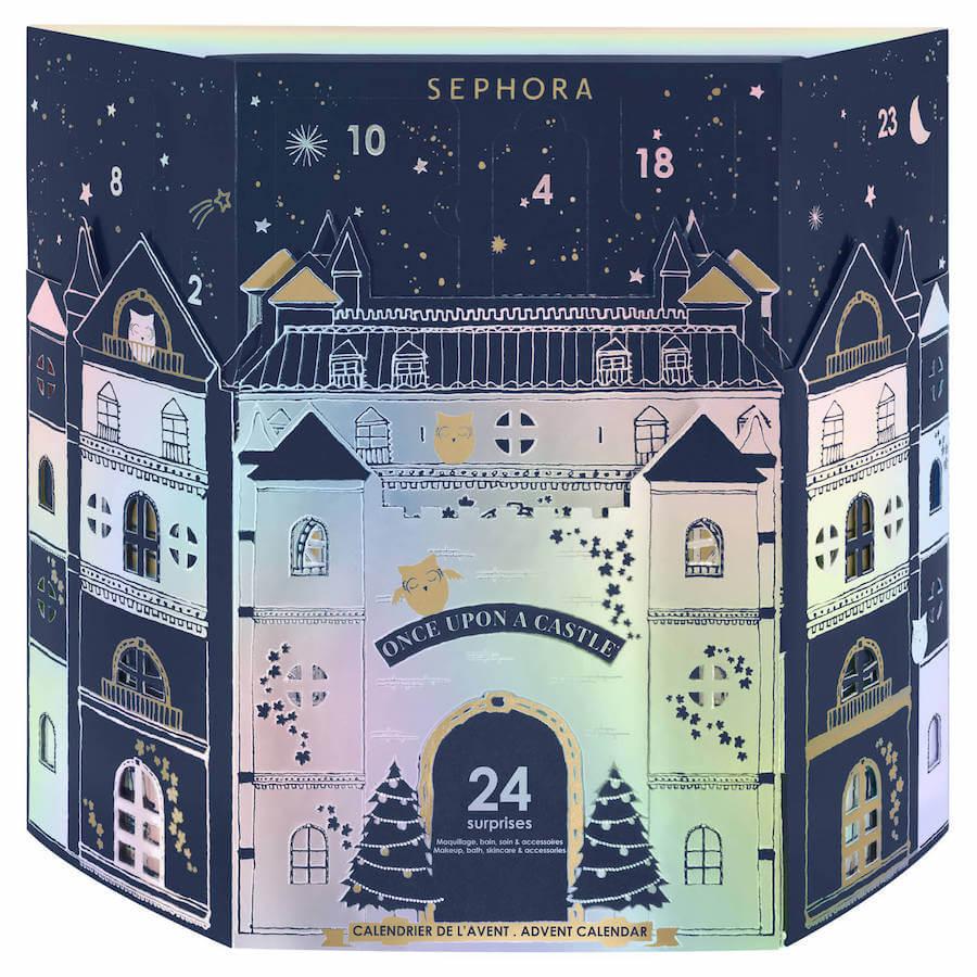 castle-calendrier-avent-beaute-2018-noel-sephora-castle-spoiler-contenu-promo-bon-plan