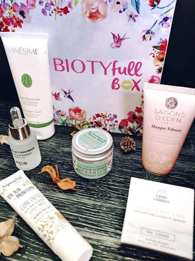 biotyfull-box-indispensable-mars-2019-avis-test-contenu-spoiler