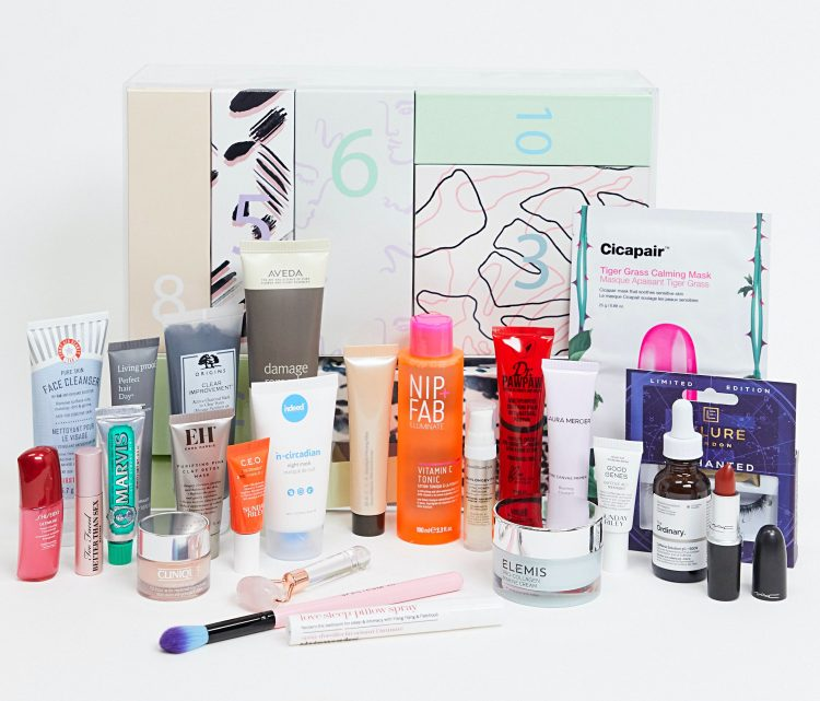 calendrier de l'avent sephora collection 2020