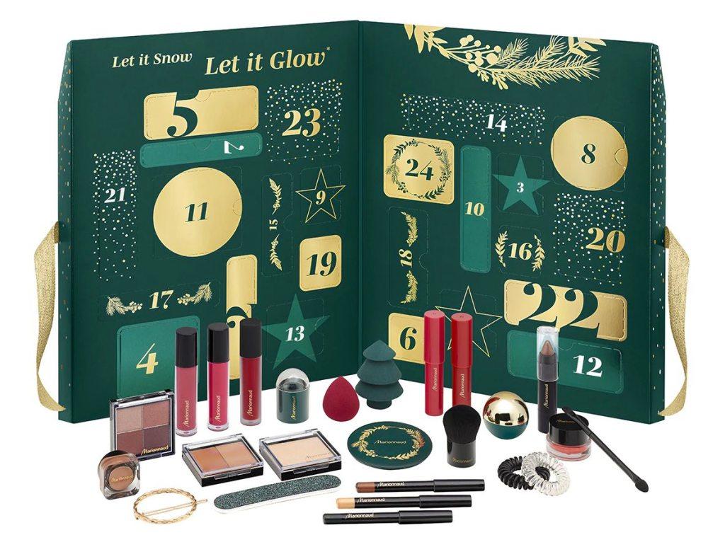 Calendrier de l'Avent maquillage Marionnaud 2020 : avis, contenu, code promo !