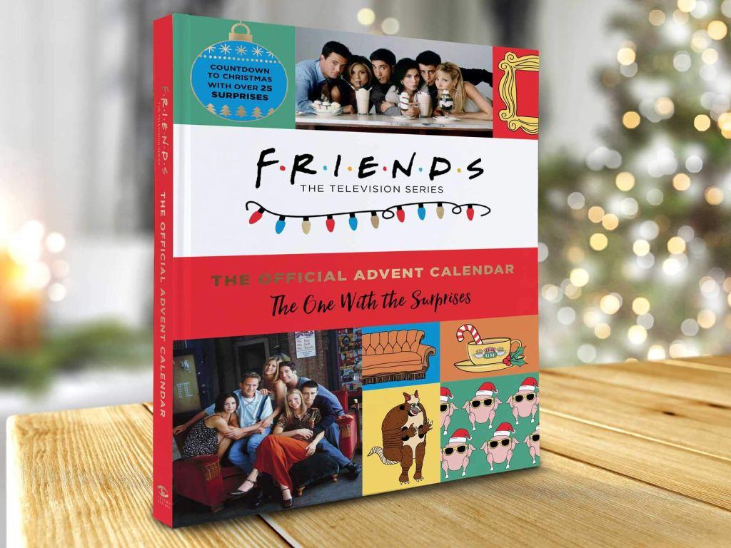 calendrier de l'avent FRIENDS 2020 : contenu, spoiler, code promo