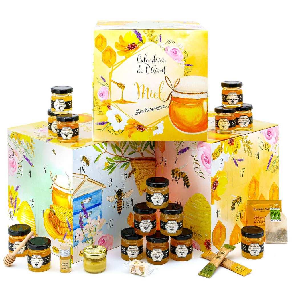 calendrier-de-l-avent-gourmand-miels