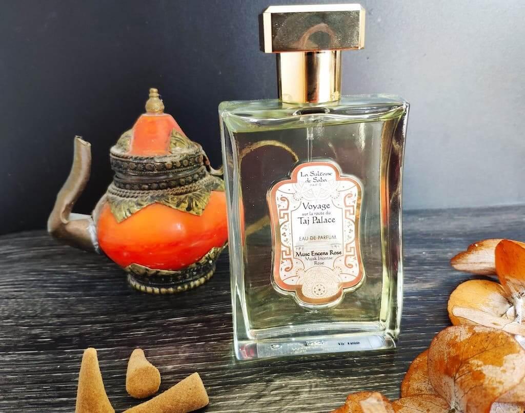 Sur la route du Taj Palace La Sultane De Saba eau de parfum