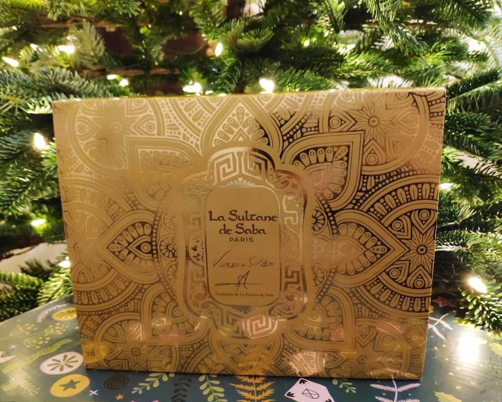 Mystical Box La Sultane de Saba Noêl 2020