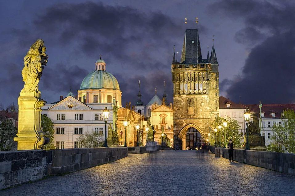 Que faire à Prague Pont Charles