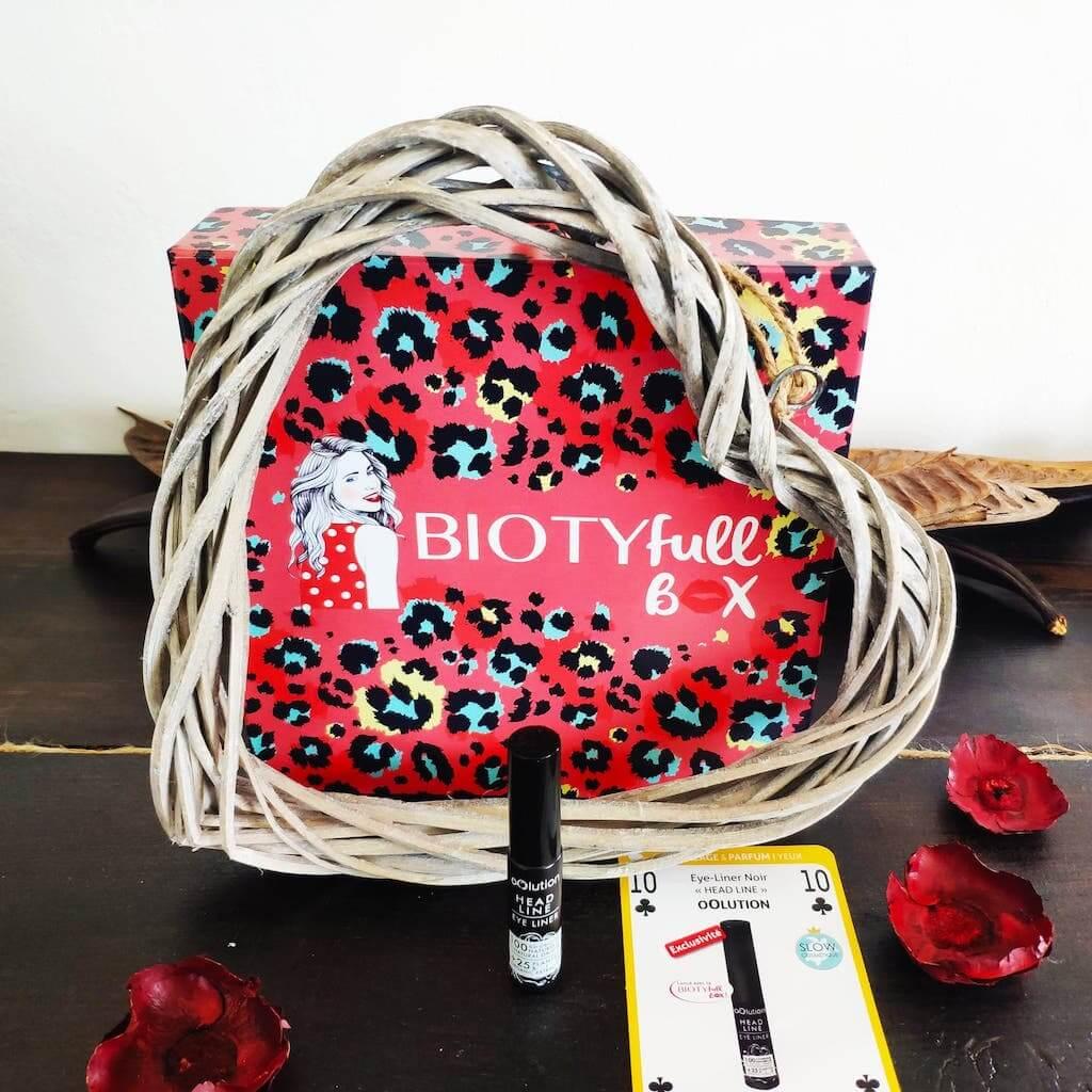 Biotyfull Box Février 2021 avis contenu code promo
