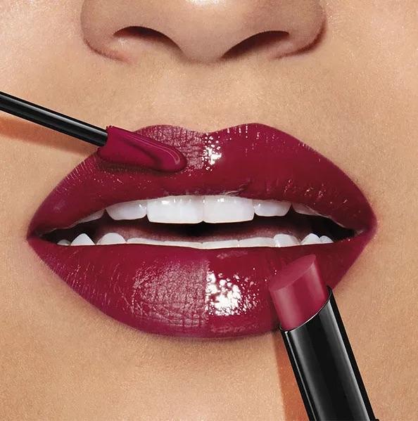 Maquillage Rouge à lèvres Infaillible port du masque