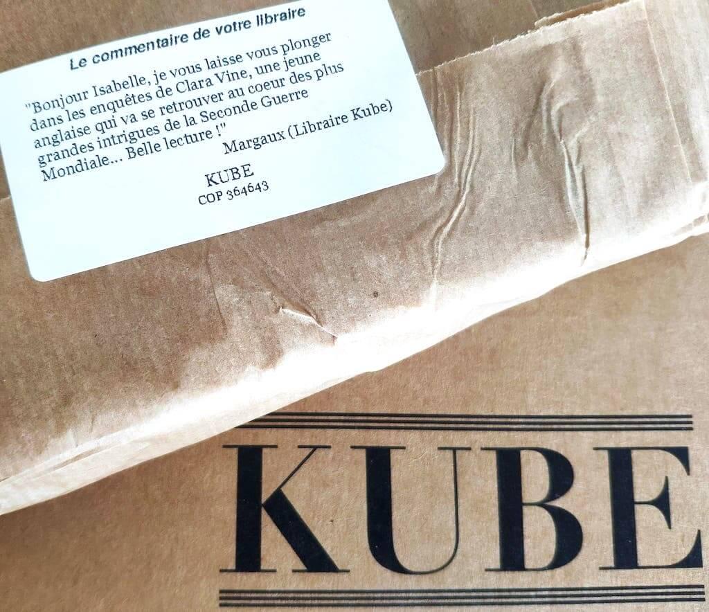 La box kube : box lecture, livre, avis, test