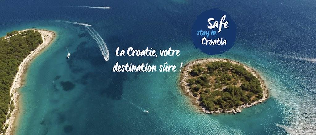 Conditions entrée voyage croatie été 2021 Covid 19 Coronavirus