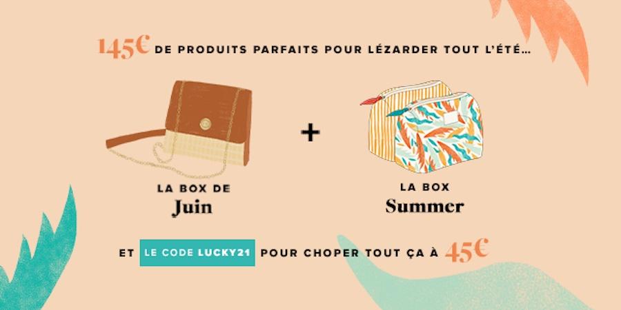 Spoiler Contenu My Little Box Juillet 2021 + Code Promo