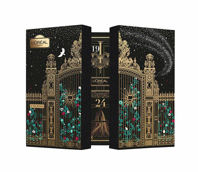 Calendrier de l'Avent beauté L'Oréal Paris 2021 : spoiler, contenu, code promo, unboxing