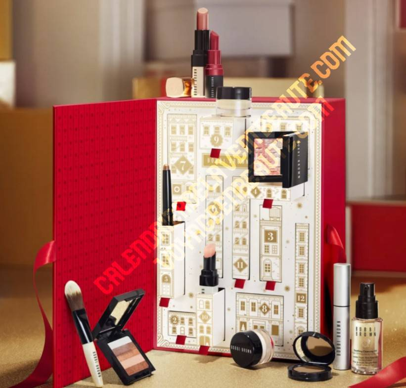 Calendrier de l'Avent Bobbi Brown 2021 : maquillage, spoiler, contenu, code promo, unboxing