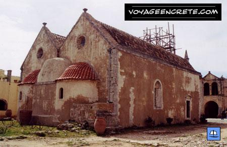 Arkadi en Crète