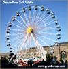 Grandes Roues et manèges carrousels disponibles en location.