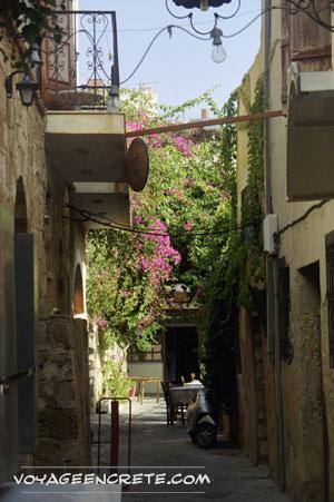 Hania la canée en Crète