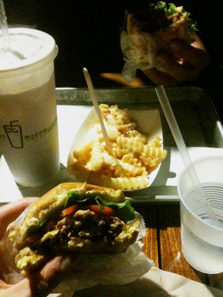 shake shack-burger