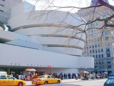 guggenheim New york gratuit