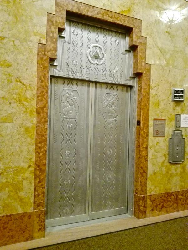 ascenseur 70 pine street