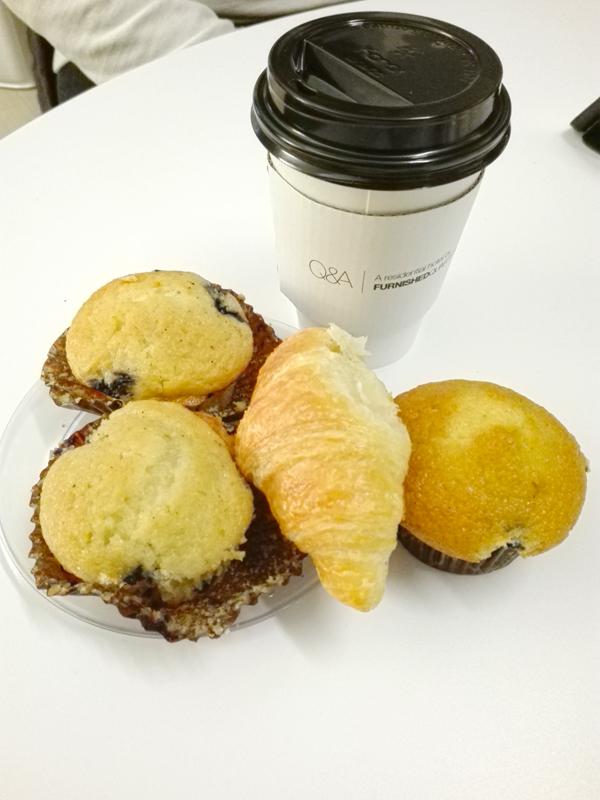 breakfast QandA hôtel