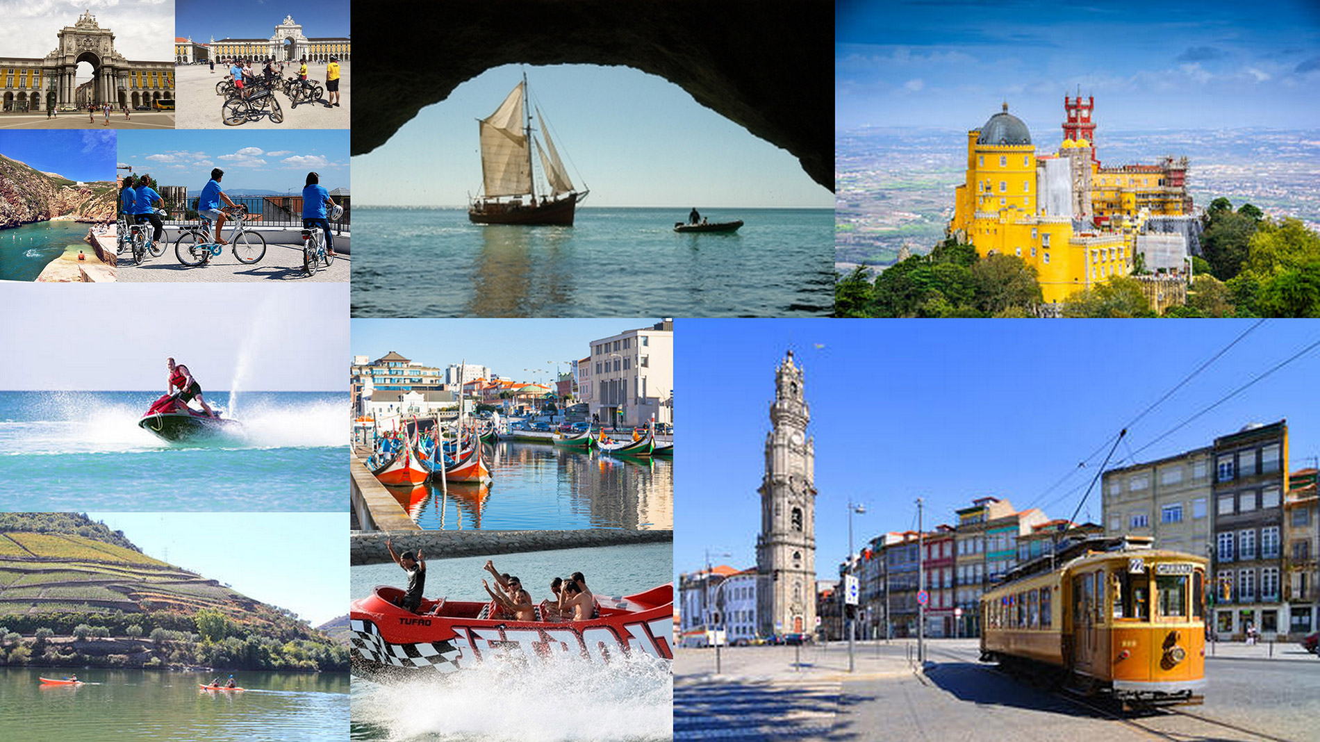 voyage groupe portugal