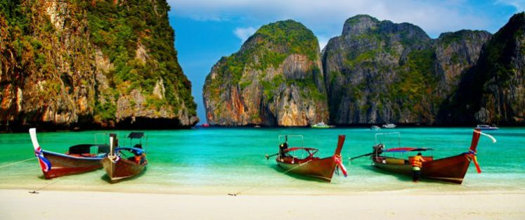 Top 5 des plus belles plages de Thaïlande