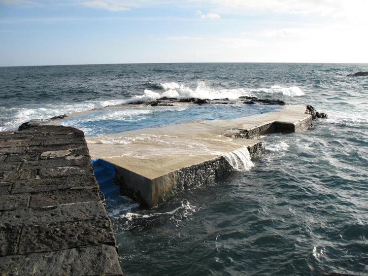 Portugal - Les piscine naturelles de São Miguel
