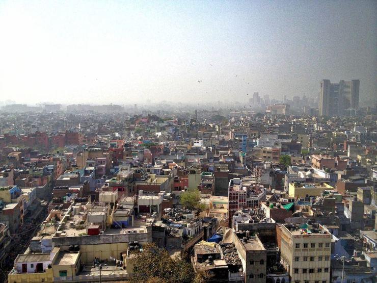 new delhi landscape 2
