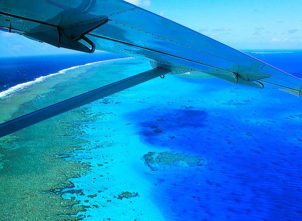 Great Barrier Reef, Australia - Taken by Diann Corbett, 09/2014.