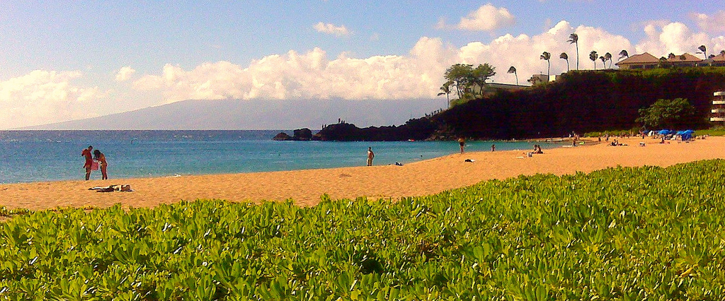 Kaanapali Beach, Maui, Taken by Diann Corbett, 09/2009.