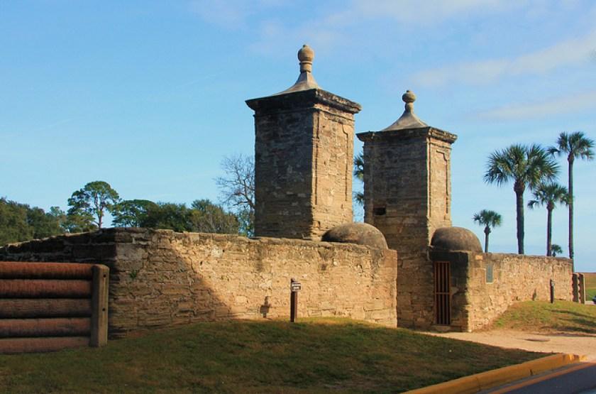 Gates, St Augustine, Florida - Taken by Diann Corbett, 05/2012.