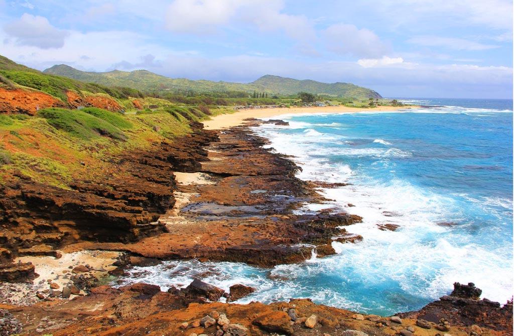 Oahu, Hawaii, Taken by Diann Corbett, 02/2015.