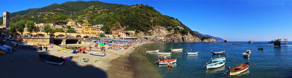 Monterosso, Cinque Terre, Italy - Taken by Diann Corbett, 09/2015.