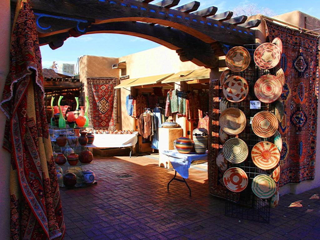 Market, Sante Fe, NM - taken by Diann Corbett