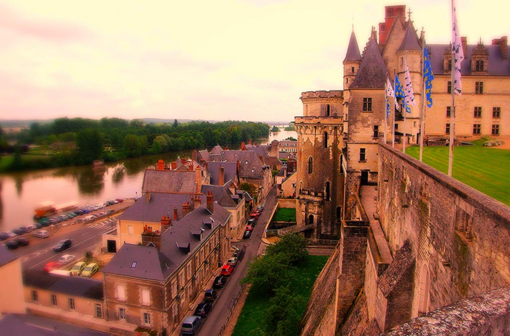 Château d'Amboise, Loire Valley, France - Taken by Diann Corbett, 05/2009