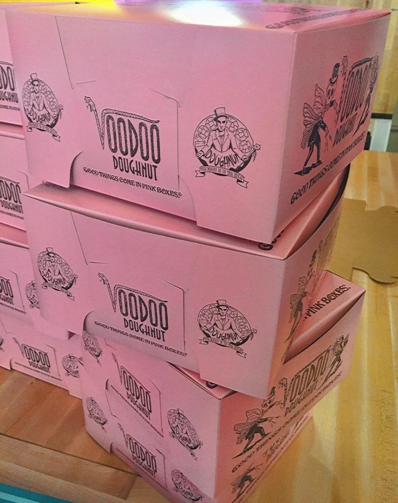 Voo Doo Donuts, Austin, TX - taken by Diann Corbett, 12/2015.