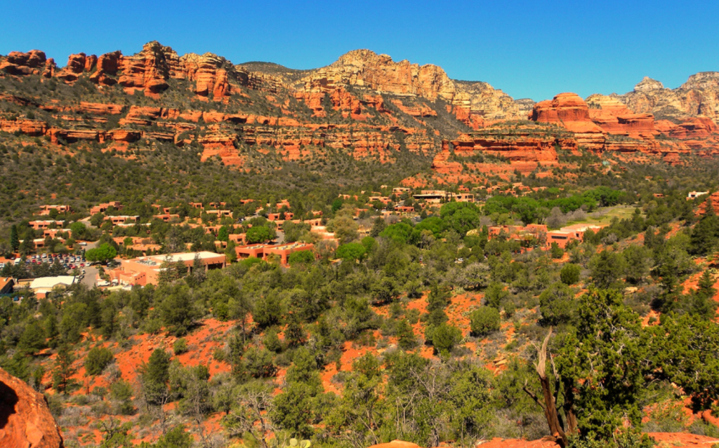 Enchantment Resort, Boynton Canyon, Sedona, AZ