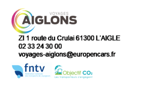 AIGLONS VOYAGES