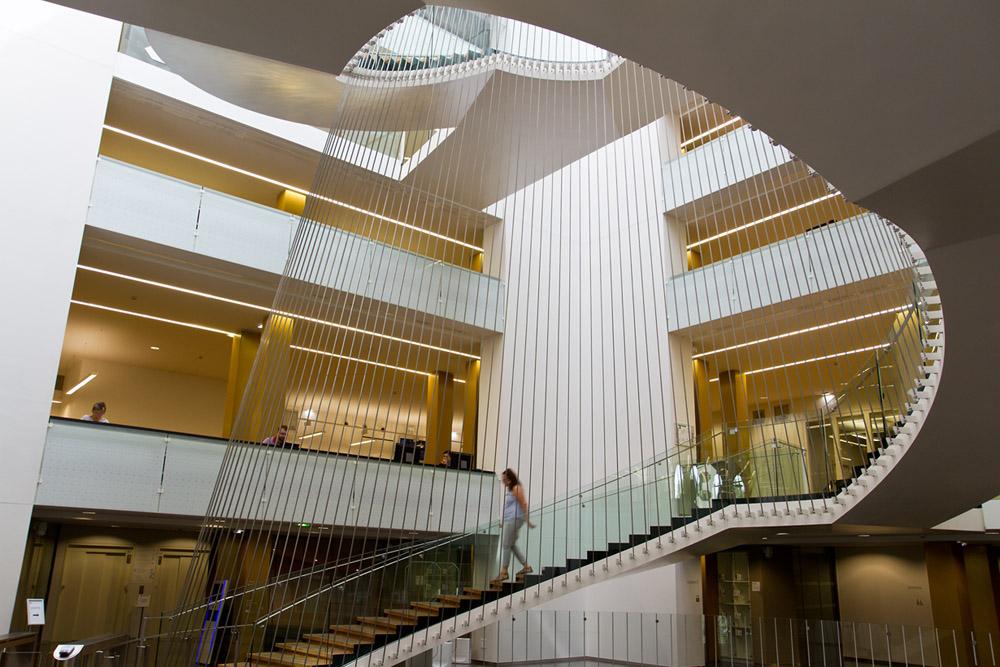 Strasbourg-biblothèque universitaire-2