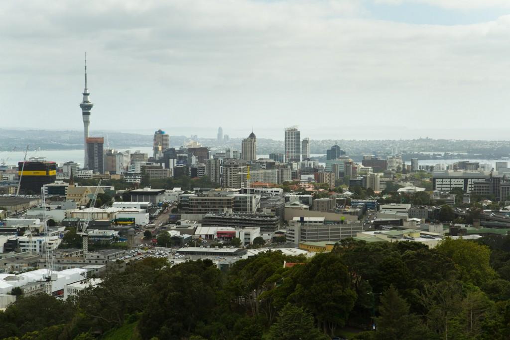 Auckland - Mont Eden
