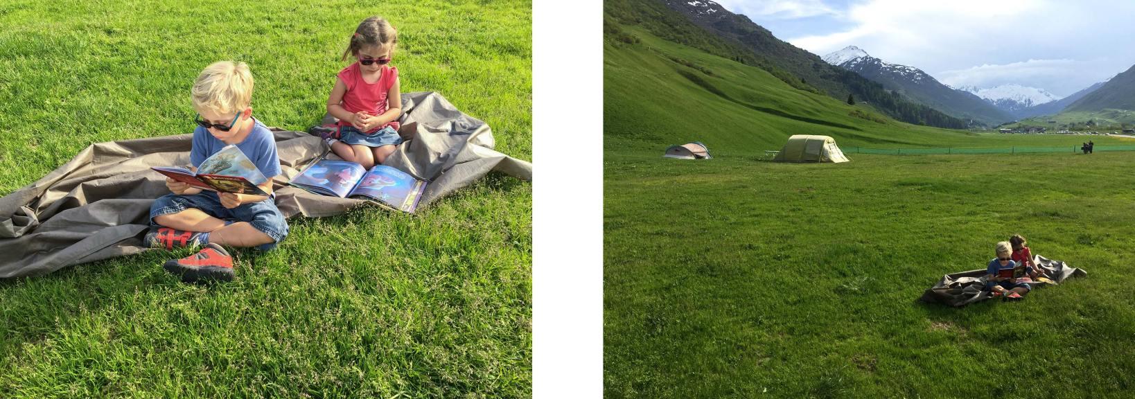 Andermatt-camping