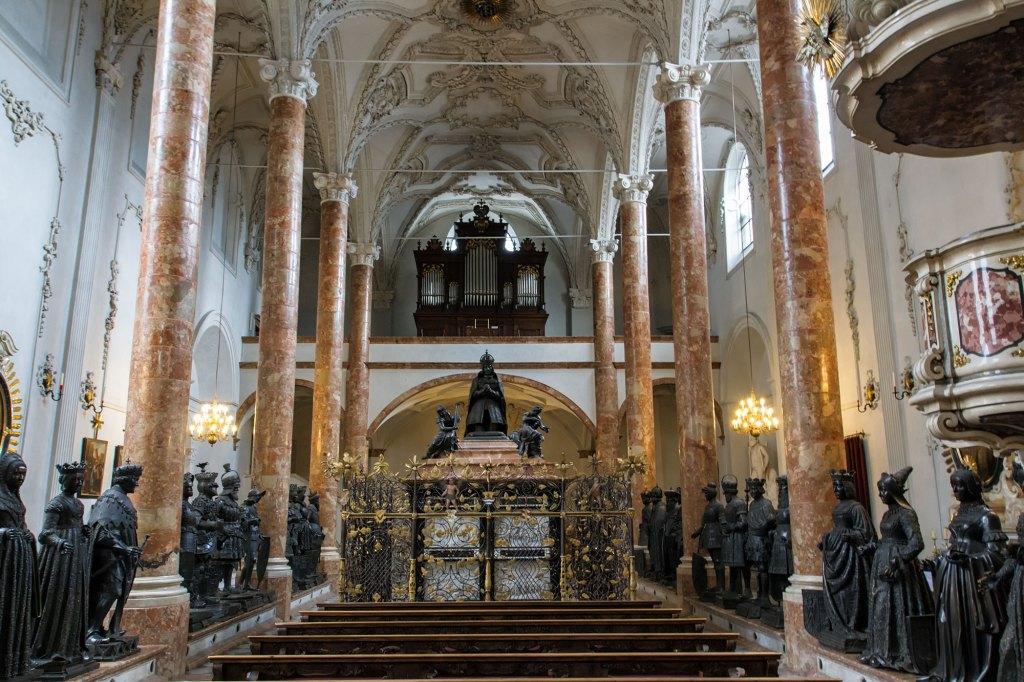 Innsbruck-Hofkirche-1