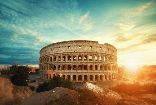 voyage à Rome Italie