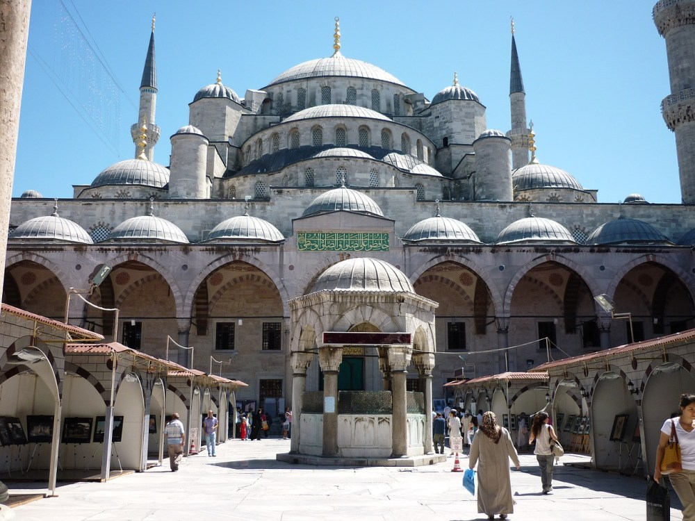 voyager a istanbul