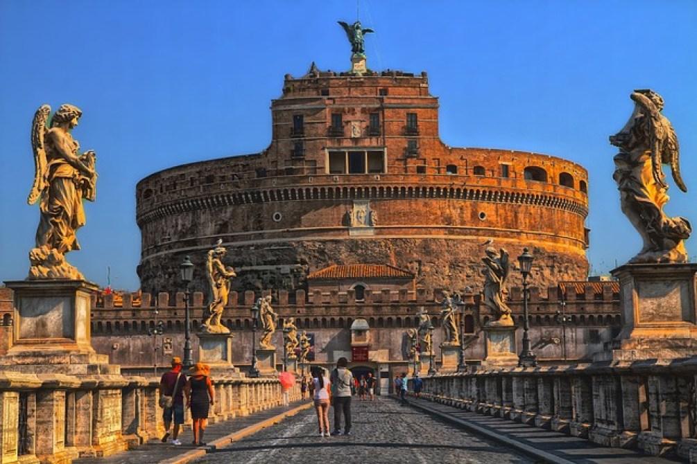 week end amoureu à Rome