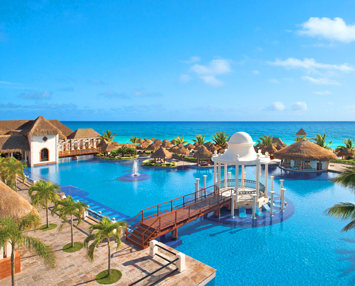 Valentin Imperial Riviera Maya All Inclusive In Mexico