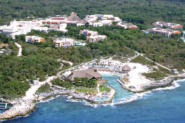 Occidental Grand Xcaret Riviera Maya Mexico Vacation
