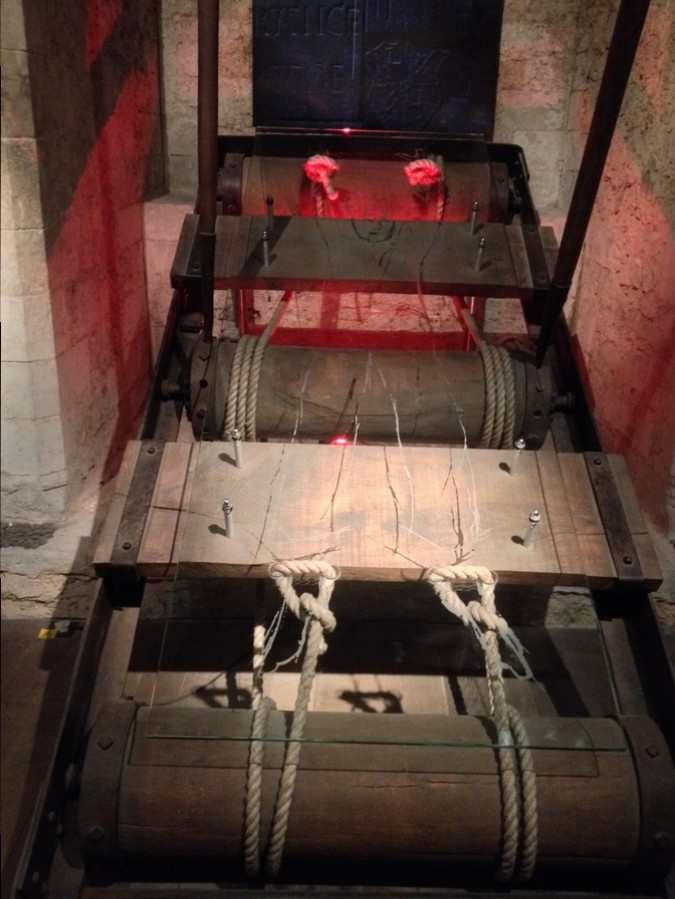 Instrument de torture - Londres, Angleterre