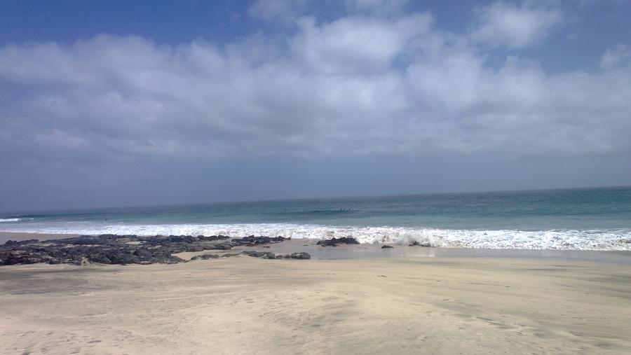 Topim beach - São Vicente, Cape Verde