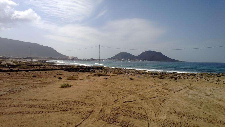 Calhau beach - São Vicente, Cape Verde